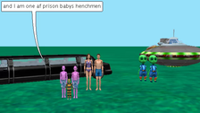 prison babys back ground