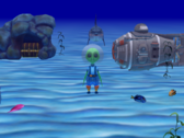 Underwater Alien Adventure
