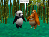 Panda Mom's Day Off