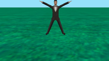Jumping Jack Simulation